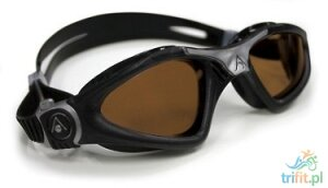 Aqua Sphere Okulary Kayenne Polarized black/silver