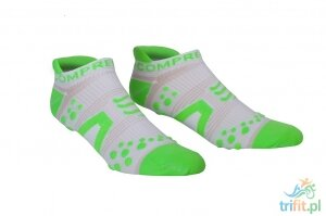 Skarpetki biegowe COMPRESSPORT® ProRacing Socks RUN LOW