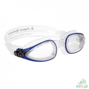 Aqua Sphere Okulary Eagle Optics Clear deep blue